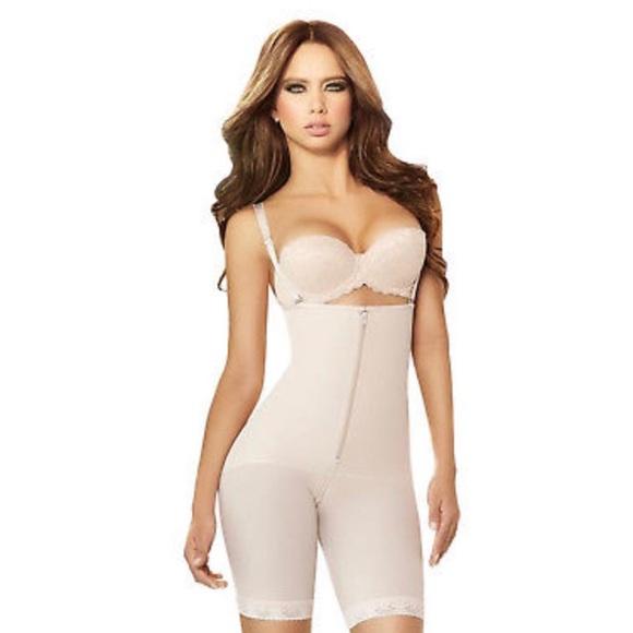ee4c1ed18 Ann Chery 1018 Geraldine Bodysuit Size XXL